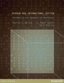 Kinematics And Dynamics Of Machinery Pearson New International Edition