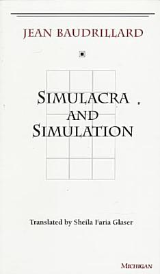 Simulacra and Simulation PDF