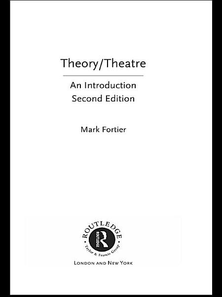 Download Theory Theatre Book