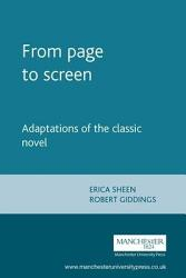 From Page To Screen Book PDF