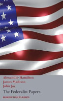 Download The Federalist Papers  Including the Constitution of the United States Book