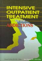 Intensive Outpatient Treatment for the Addictions PDF