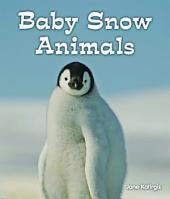 Baby Snow Animals