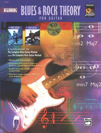 Beginning Blues   Rock Theory for Guitar PDF