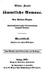 Woodstock oder der Ritter: Eine Erzählung aus dem Jahre 1651 ...