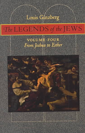 The Legends of the Jews