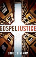 Gospel Justice PDF