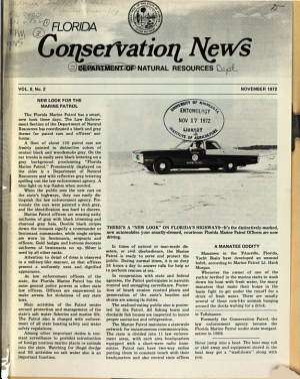 Florida Conservation News