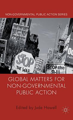 Global Matters for Non Governmental Public Action