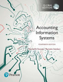 Accounting Information Systems Global Edition Book PDF