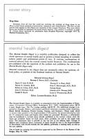 MHD  Mental Health Digest PDF
