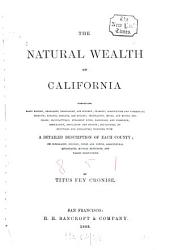 The Natural Wealth of California ...