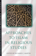 Approaches to Islam in Religious Studies PDF