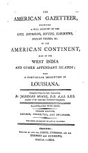 The American Gazetteer
