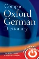 Compact Oxford German Dictionary PDF