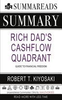 Summary of Rich Dad's Cashflow Quadrant
