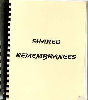 Shared Remembrances
