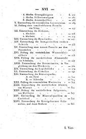 Beiträge zur chemischen Kenntnis der Mineralkörper: Bände 1-2