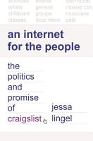 An Internet for the People PDF
