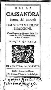 Della Cassandra: Volume 4