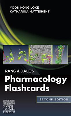 Rang and Dale   s Pharmacology Flashcards E Book