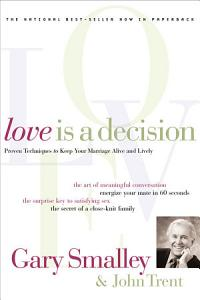 Love Is A Decision Book