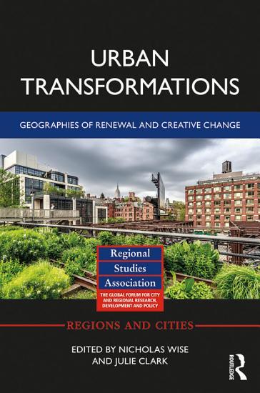Urban Transformations PDF