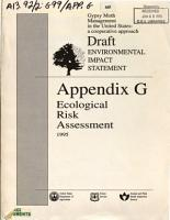 Gypsy Moth Management in the United States PDF