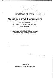Messages and Documents: Volume 1