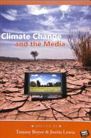 Climate Change and the Media PDF