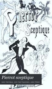 Pierrot sceptique: pantomime