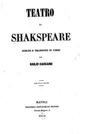 Teatro di Shakespeare: Volume 22