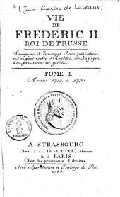 Vie de Frederic II, Roi de Prusse (etc.)