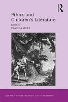 Ethics and Children s Literature PDF