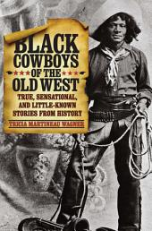 Black Cowboys of the Old West: True, Sensational, and Little-Known Stories from History