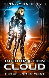 Information Cloud: Science fiction and fantasy series