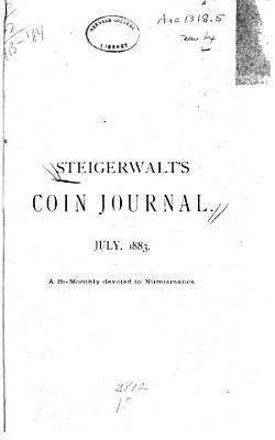 Steigerwalt's Coin Journal