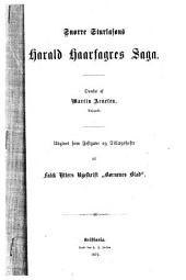 Snorre Sturlasons Harald Haarfagres saga
