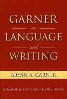 Garner on Language and Writing PDF
