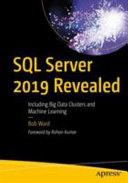 SQL Server 2019 Revealed PDF