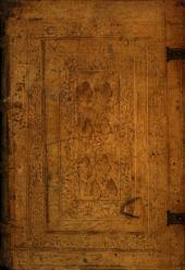 Contenta ... 1 Epistola ad Rhomanos ... 2 Epistola prima ad Corinthios ... 3 Epistola secu[n]da ad Corinthios ... Ad has 14: adiecta intelligentia ex graeco. Epistola ad Laodicenses. Epistolae ad Senecam sex. Co[m]mentarioru[m] libri quatuordecim. Lin[us] de passio[n]e Petri & Pauli