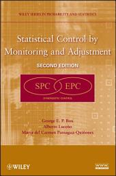 Statistical Control by Monitoring and Adjustment: Edition 2