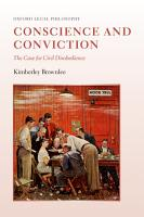 Conscience and Conviction PDF