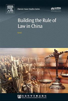Building the Rule of Law in China PDF