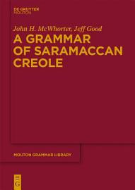 A Grammar Of Saramaccan Creole