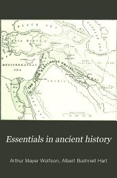 Essentials in Ancient History: From the Earliest Records to Charlemagne