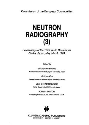 Neutron Radiography (3)