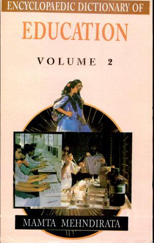 Ency. Dictionary Of Education (3 Vol)