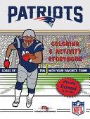 New England Patriots Coloring   Activity Storybook PDF
