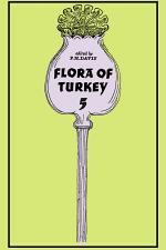 Flora of Turkey, Volume 5